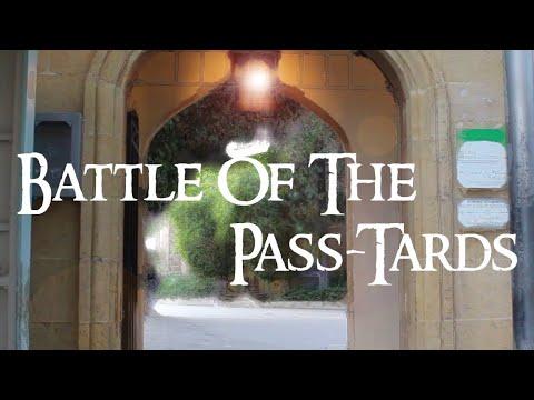 AUB Medicine 2021 - Battle of Pass-Tards