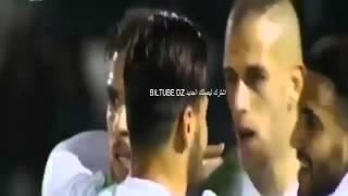 اهداف مبارات الجزائر وفرنسا