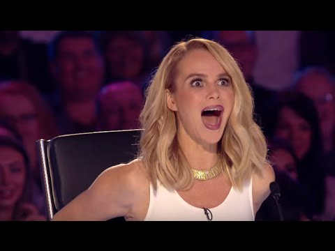 NEVER-SEEN TALENTS 2016 Top 5 BGT Surprises