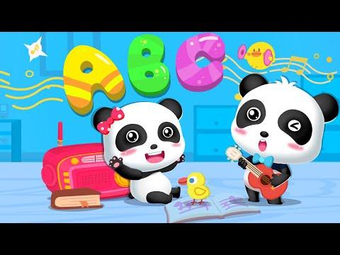 ♬ABCのうた ABC Song&人気英語の歌まとめ | 赤ちゃんが喜ぶ英語の歌 | 子供の歌 | 童謡  | アニメ | 動画 | BabyBus