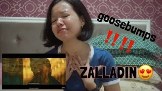 """ZAYN, Zhavia Ward - A Whole New World (End Title) (From """"Aladdin""""/Official Video)   Reaction"""