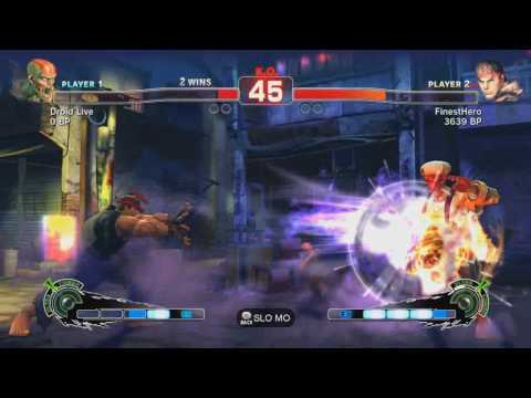 Dhalsim Ultra Protection