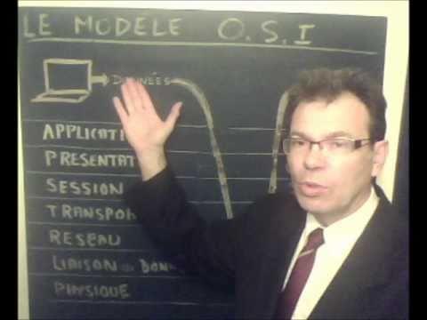Modèle OSI, cours vidéo gratuit sur les réseaux informatiques