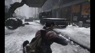 THE DIVISION  beta PC  Gameplay : Dark Zone ( mode Ultra & without commentary)