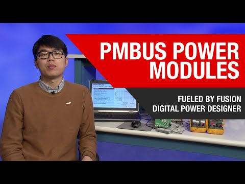 Using Fusion Digital Power Designer with the TPSM846C23 PMBus Power