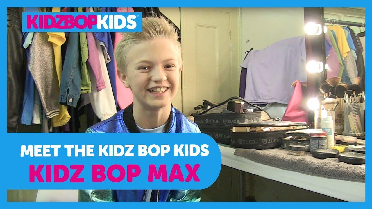 Meet The Kidz Bop Kids Kidz Bop Max Youtube