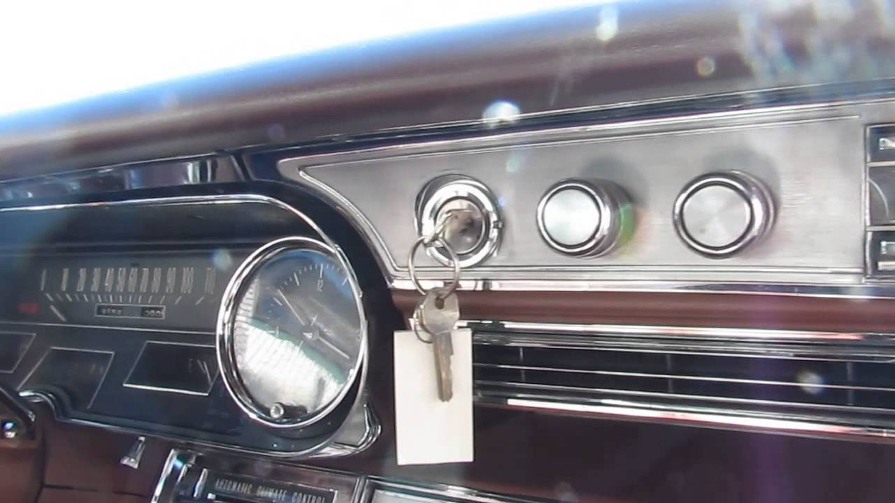 1966 Cadillac Coupe DeVille Walk Around  YouTube
