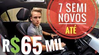 7 Dicas de Semi Novos at R 65 mil Canal Top Drive