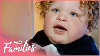 Archie, The Six Stone/84 Pound Baby (Rare Disease Documentary) | Real Families