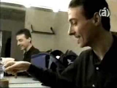Pedro Aznar con Charly García - Viernes 3 am - 2002