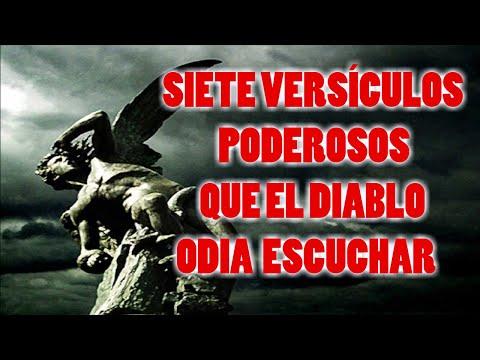 Siete versículos poderosos que el diablo odia escuchar - 2018