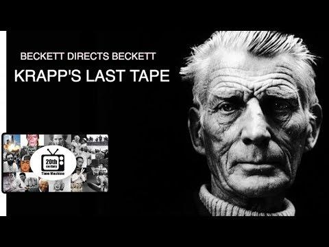 Beckett Directs Beckett : Krapp's Last Tape