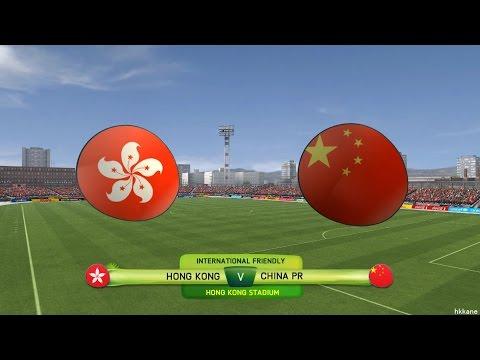 FIFA 14 Hong Kong VS China Gameplay P.1