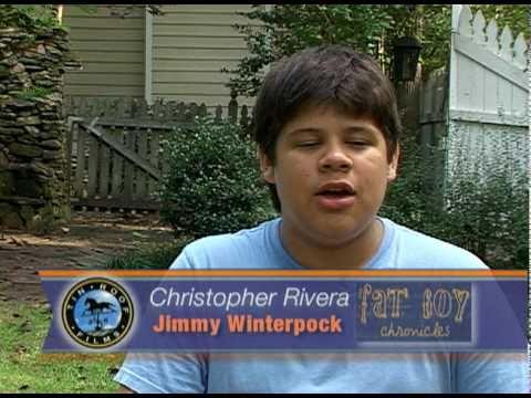 Star Of The Fat Boy Chronicles Chris Rivera Youtube