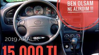 15.000 TL ye Alınacak Otomobiller | 2019 | Ben Olsam Ne Alırdım!! | Otomobil Günlüklerim