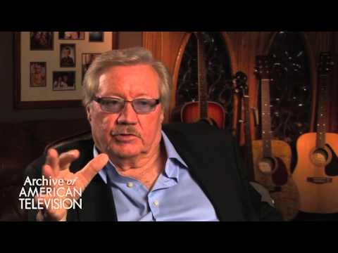 Glen A. Larson on David Hasselhoff- EMMYTVLEGENDS.ORG