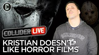 Let\'s Make Kristian Like Horror Movies: Collider Live #9