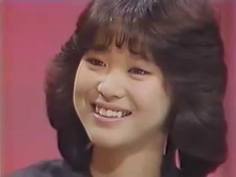 松田聖子 美女対談 - YouTube