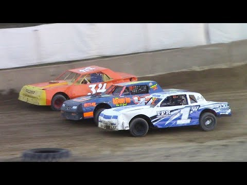 Pure Stock Feature | Old Bradford Speedway | 6-11-17