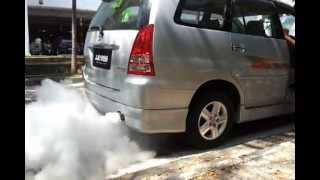 Decarbonise Toyota Innova.