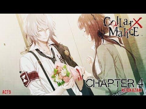 Collar X Malice - Kei Okazaki ( Play 9 ) Walkthrough Gameplay ( PSVITA )