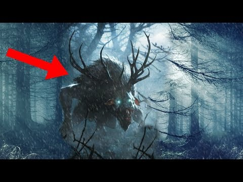 Most MYSTERIOUS Mythical Snow Monsters!