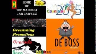 Gully Bop - Show Me De Whine ( Grenada Soca 2015) DE BOSS RIDDIM