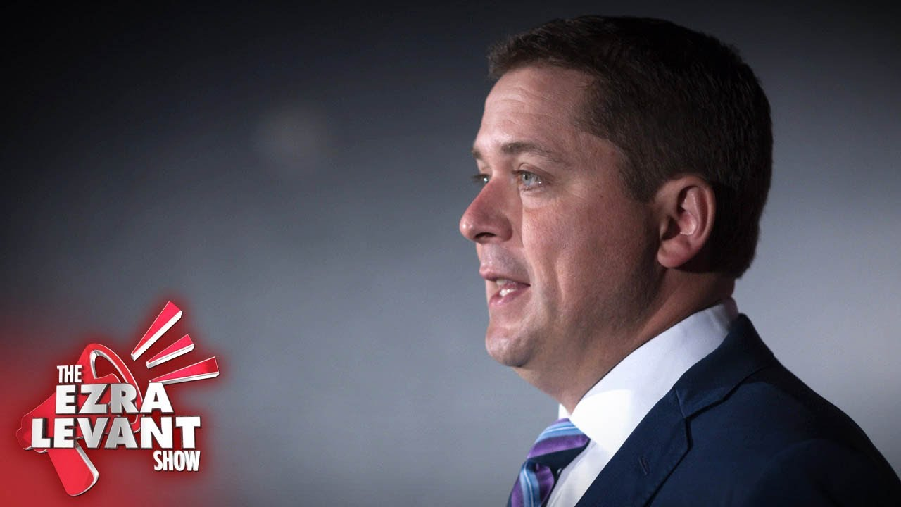 "Sue-Ann Levy: ""Andrew Scheer is almost too nice, and that's the problem"" 
