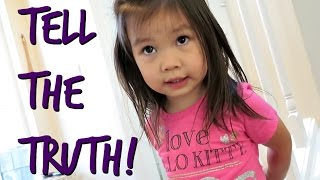 TELL ME THE TRUTH! - August 25, 2016 -  ItsJudysLife Vlogs