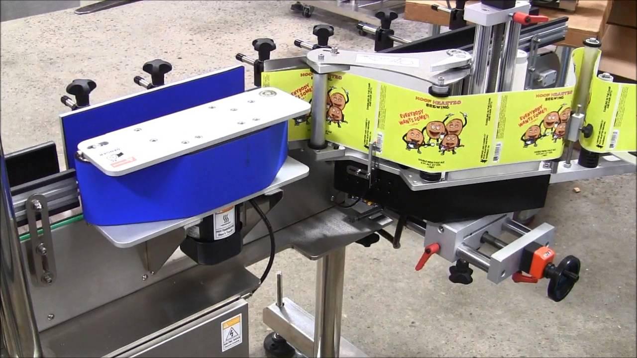 Jda beer can labeling machine canada usa beer bottle for Beer label machine
