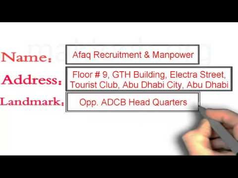 Afaq Recruitment & Manpower Supply Services