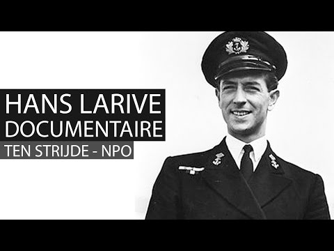 Hans Larive - Documentaire (Ten Strijde, NPO)