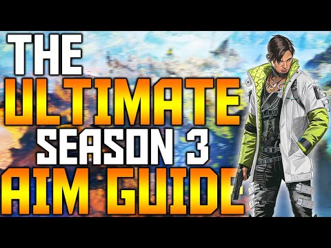 Apex Legends - 5 Tips To INSTANTLY Improve Your Aim In Season 3!