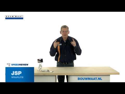 JSP Professional - Wraplite veiligheidsbril