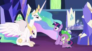 Why Princess Celestia had to send Twilight away