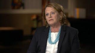 Sen. Heitkamp: Trump's mocking tone