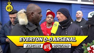 Everton 0-0 Arsenal | I'm Impressed By Arteta, He Said What Fans Are Thinking! (Lee Judges)
