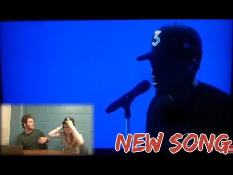 CHANCE THE RAPPER NEW SONG ON STEPHEN COLBERT SHOW 2017 FIRST REACTION!!!