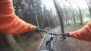 04/05/15, Bike Park Ireland,   Green Trail,   Beginner Trail,