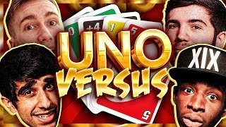 INTENSE 2v2 GAMES! - UNO