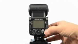 Nikon SB-700 The Basics a Guided Tour of the Nikon SB-700 Speedlight Flash
