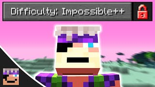 This Minecraft Difficulty Is PRETTY Impossible(++)