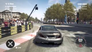 Grid 2 - PC 60FPS Crashes Gameplay  and Replays 2 HD 1080p