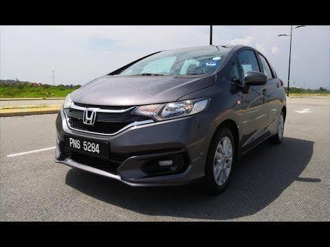 GoPro Drive 147 - 2018 Honda Jazz 1.5 E