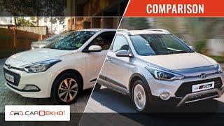 Hyundai Elite i20 Vs i20 Active   Comparison Story   CarDekho.com