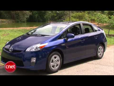 Car Tech 2010 Toyota Prius review