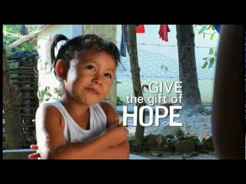 Gifts of Hope from Plan Canada: Hope is the greatest gift