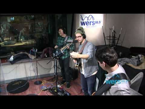 White Denim - FULL PERFORMANCE LIVE ON WERS 2014