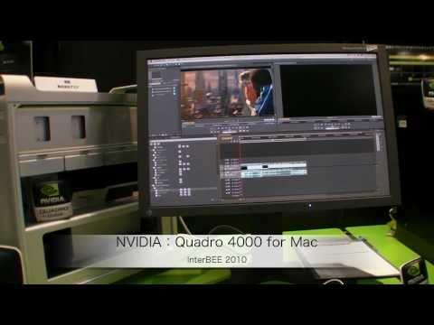 Quadro Mac OS X Driver Release 256 02 25