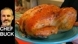 Roast Chicken Recipe - How to Cook a Whole Chicken